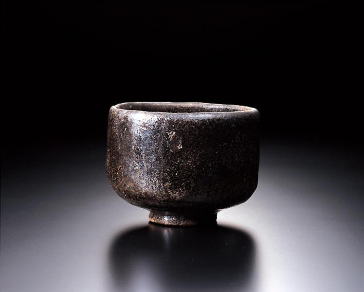 黒楽茶碗 長次郎作