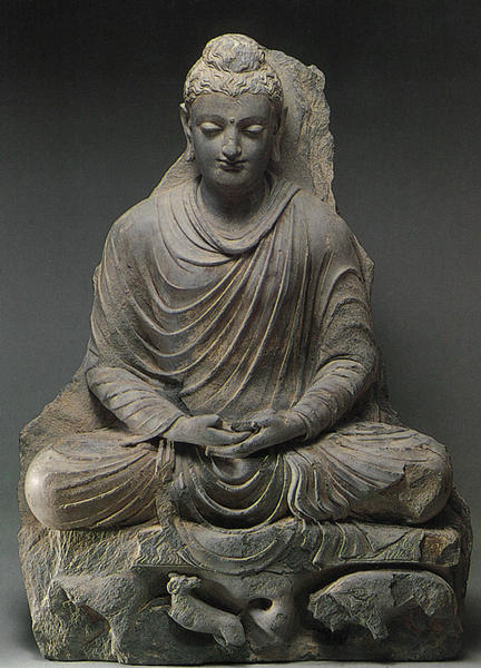 仏陀坐像 - MIHO MUSEUM